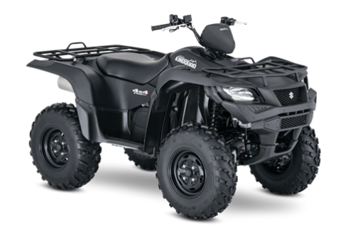 2016 Suzuki KingQuad 750AXi Power Steering Limited Edition in Junction City, Kansas