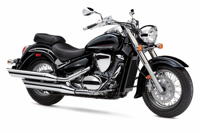 2016 Suzuki Boulevard C50 in Romney, West Virginia