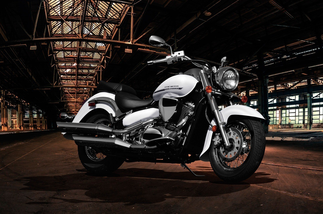 2016 Suzuki Boulevard C50 in Brea, California