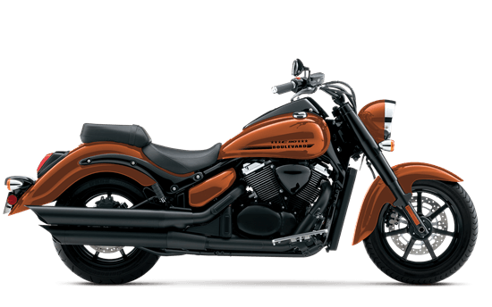 2016 Suzuki Boulevard C90 B.O.S.S. in Little Rock, Arkansas