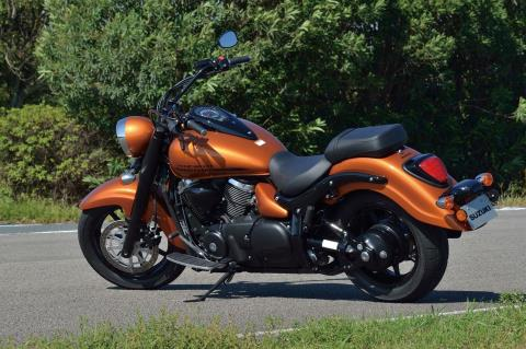 2016 Suzuki Boulevard C90 B.O.S.S. in Pendleton, New York
