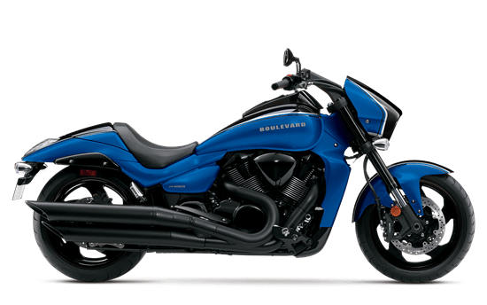 2016 Suzuki Boulevard M109R B.O.S.S. in Romney, West Virginia