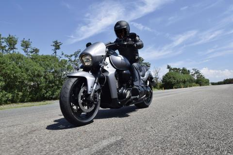 2016 Suzuki Boulevard M109R B.O.S.S. in Woodinville, Washington