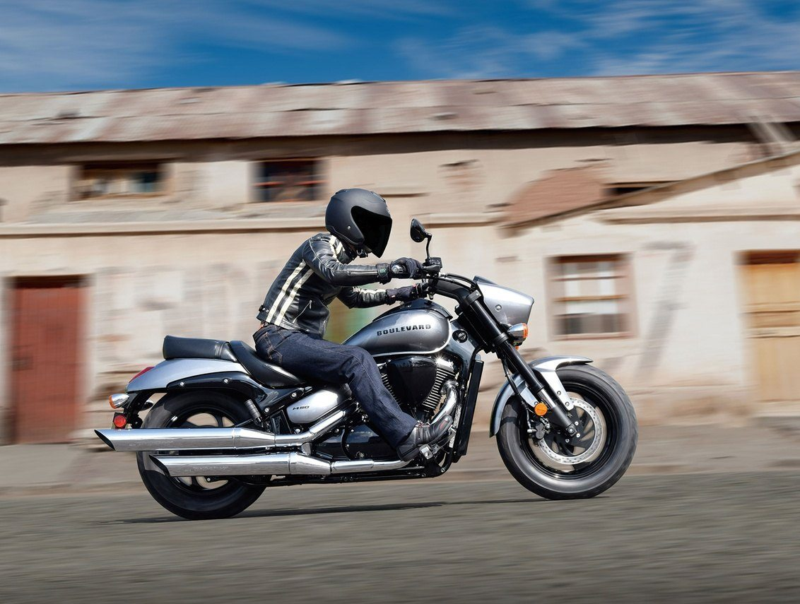 2016 Suzuki Boulevard M50 in Twin Falls, Idaho