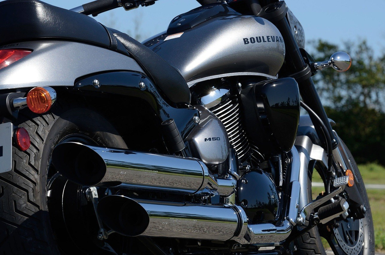2016 Suzuki Boulevard M50 in Bristol, Virginia