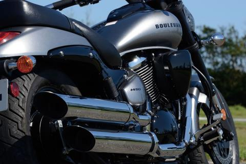 2016 Suzuki Boulevard M50 in Dearborn Heights, Michigan