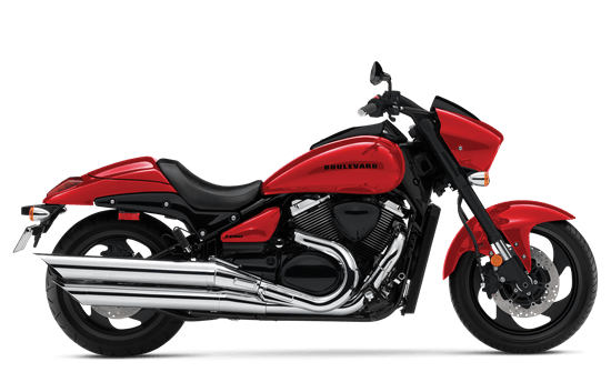 2016 Suzuki Boulevard M90 in Brea, California