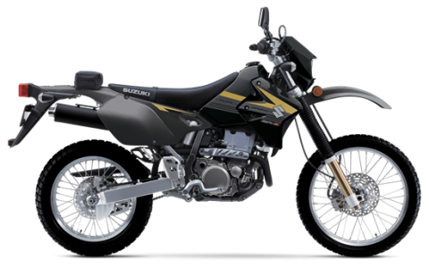 2016 Suzuki DR-Z400S in Winterset, Iowa