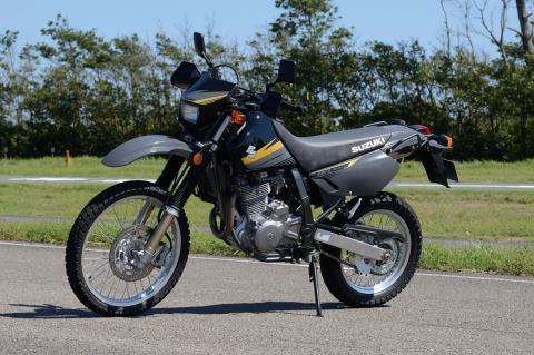 2016 Suzuki DR650S in Jamestown, New York