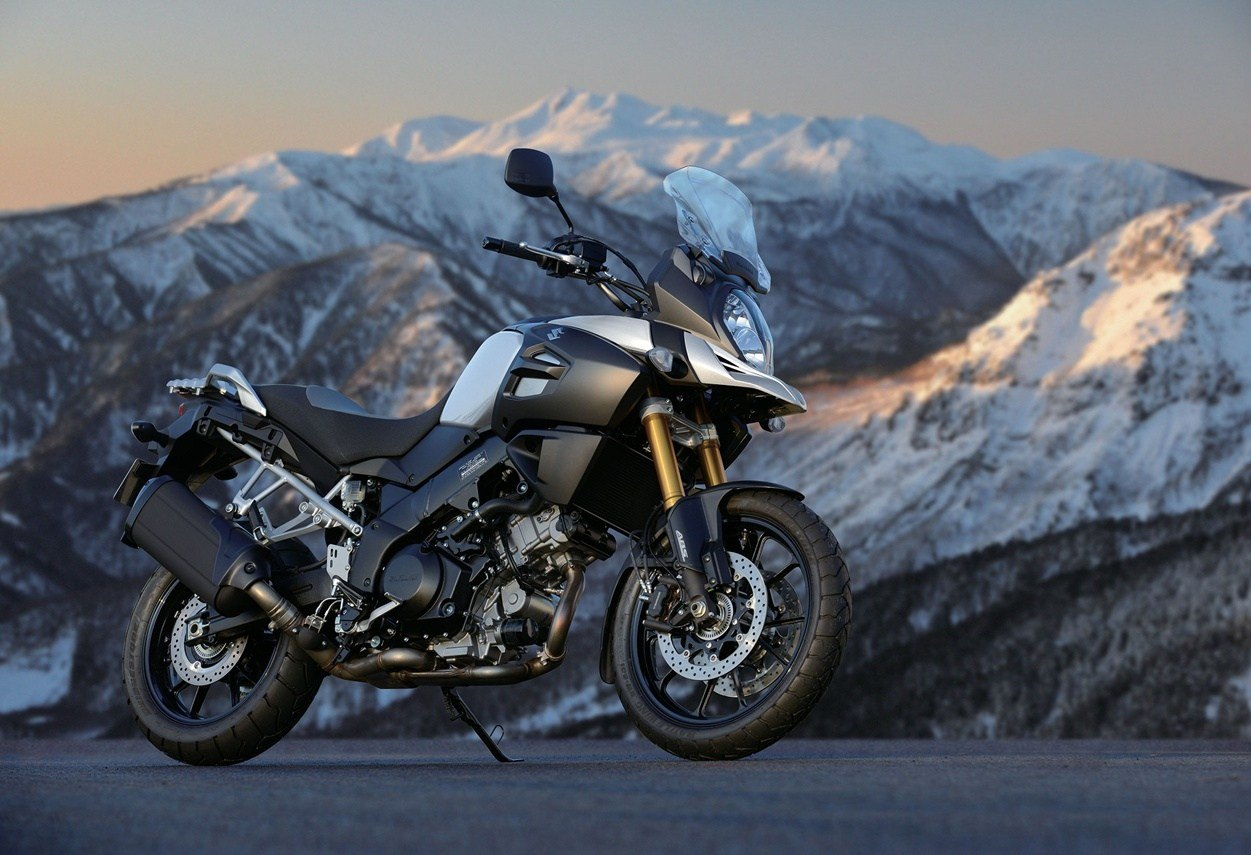 2016 Suzuki V-Strom 1000 ABS in Simi Valley, California