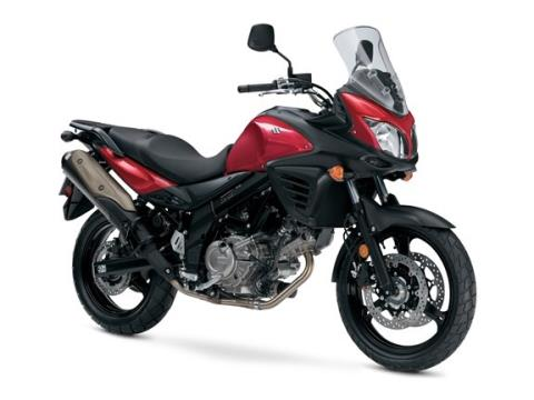 2016 Suzuki V-Strom 650 ABS in Albemarle, North Carolina