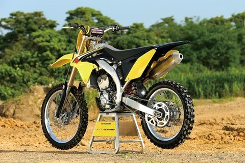 2016 Suzuki RM-Z250 in Romney, West Virginia