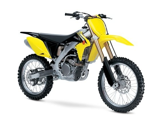 2016 Suzuki RM-Z250 in Florence, South Carolina