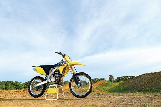 2016 Suzuki RM-Z250 in Centralia, Washington