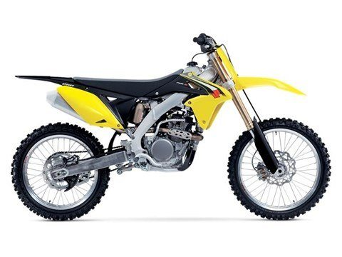2016 Suzuki RM-Z250 in Wilkes Barre, Pennsylvania