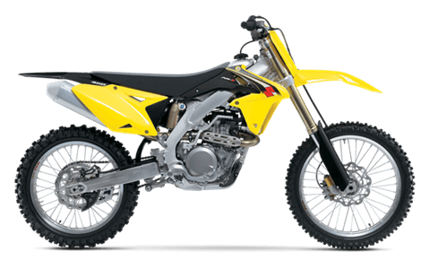 2016 Suzuki RM-Z450 in Romney, West Virginia