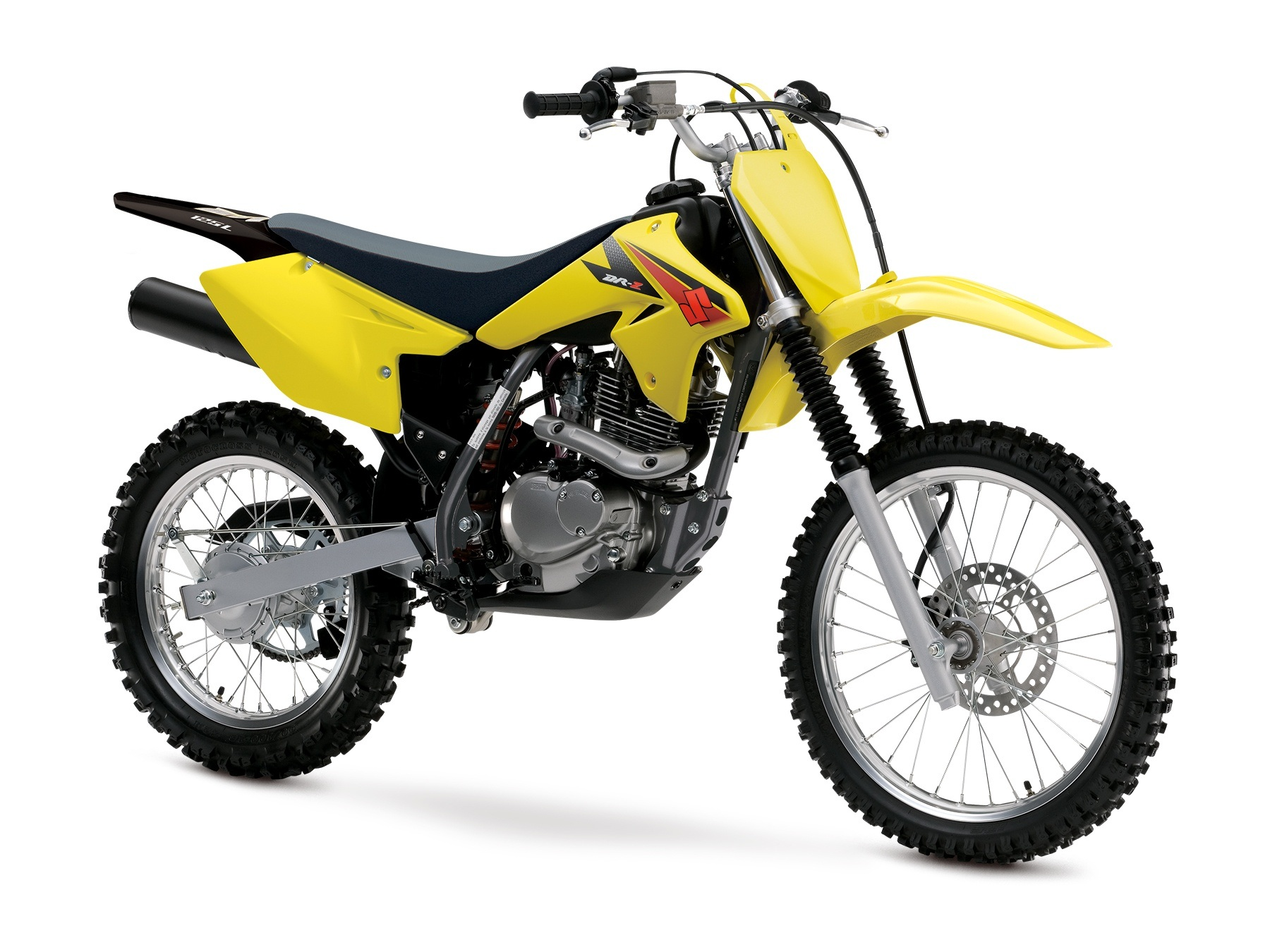 2016 Suzuki DR-Z125L in Carol Stream, Illinois