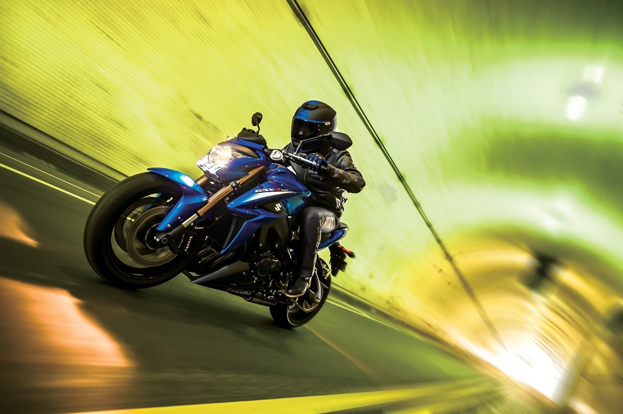 2016 Suzuki GSX-S1000 in San Jose, California