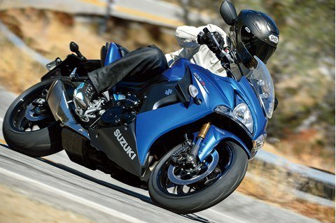 2016 Suzuki GSX-S1000F ABS in Johnstown, Pennsylvania
