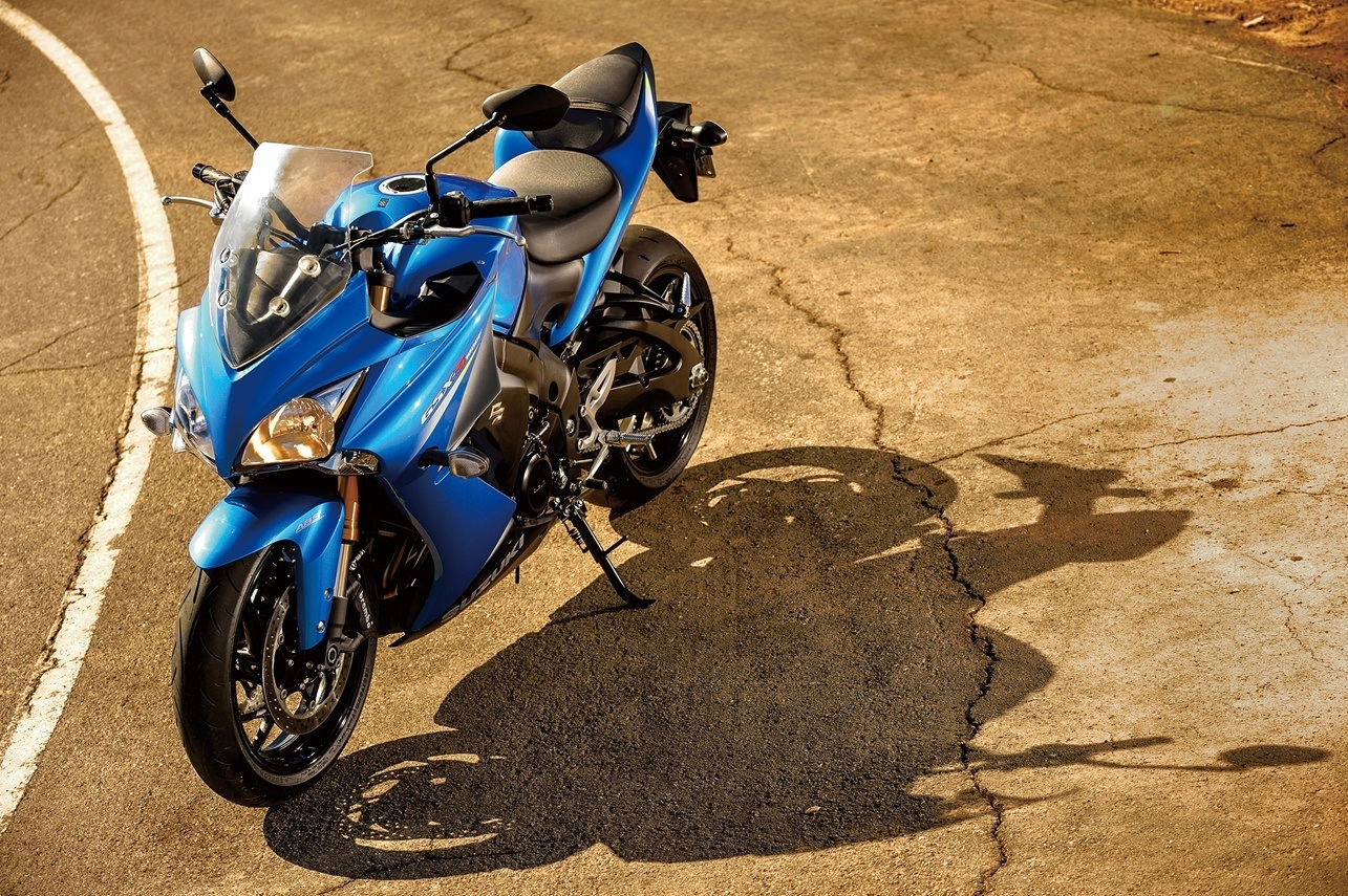 2016 Suzuki GSX-S1000F ABS in Junction City, Kansas - Photo 10
