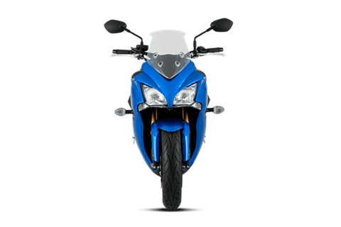 2016 Suzuki GSX-S1000F ABS in Irvine, California
