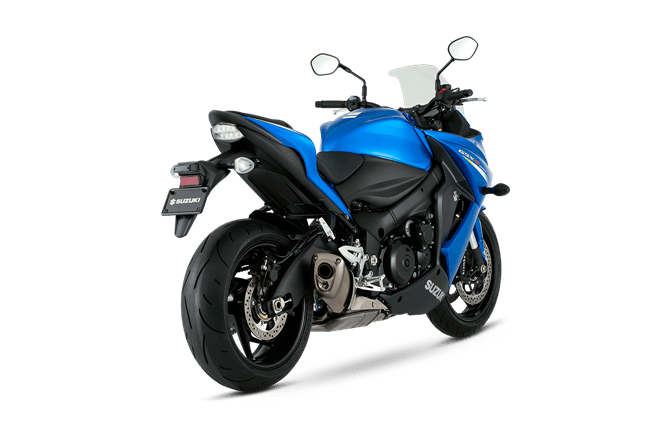 2016 Suzuki GSX-S1000F ABS in Coloma, Michigan