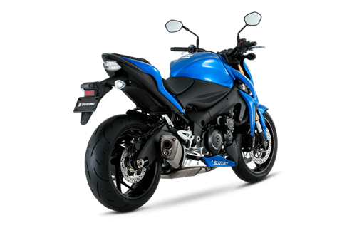 2016 Suzuki GSX-S1000 ABS in Coloma, Michigan