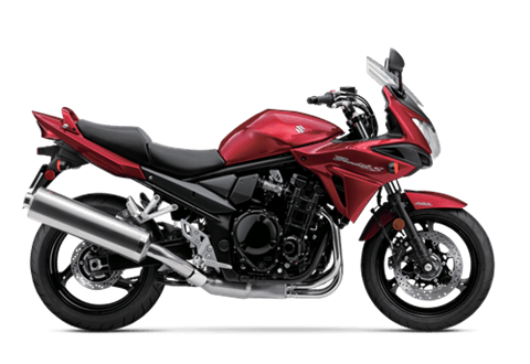 2016 Suzuki Bandit 1250S ABS in Hickory, North Carolina