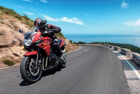 2016 Suzuki Bandit 1250S ABS in Corona, California