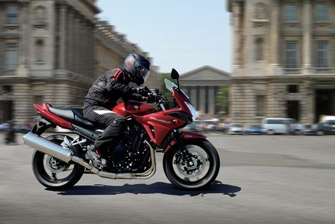 2016 Suzuki Bandit 1250S ABS in Warren, Michigan