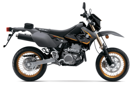 2016 Suzuki DR-Z400SM in Twin Falls, Idaho