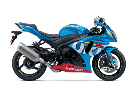 2016 Suzuki GSX-R1000 in Fremont, California