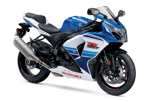 2016 Suzuki GSX-R1000 Commemorative Edition in Phillipston, Massachusetts