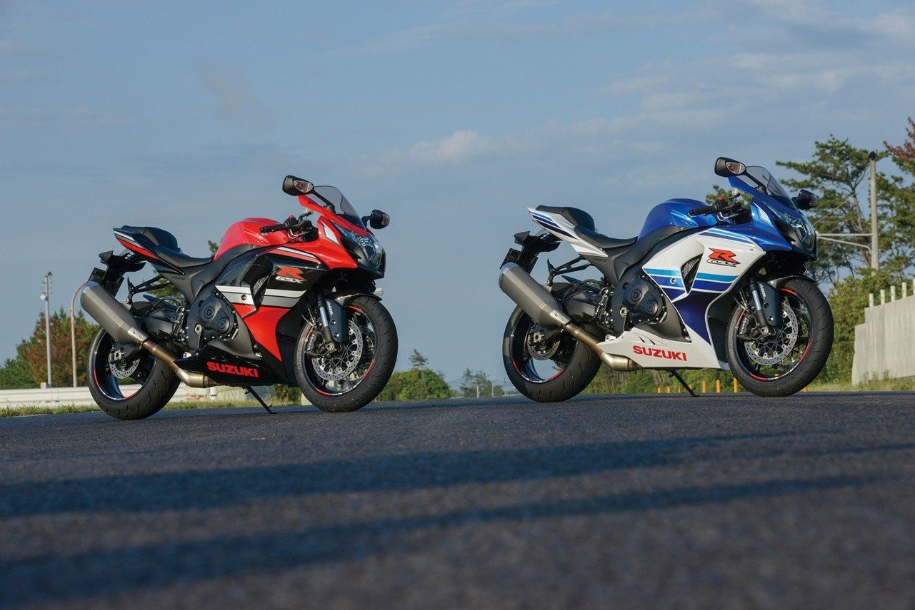 2016 Suzuki GSX-R1000 Commemorative Edition in Romney, West Virginia