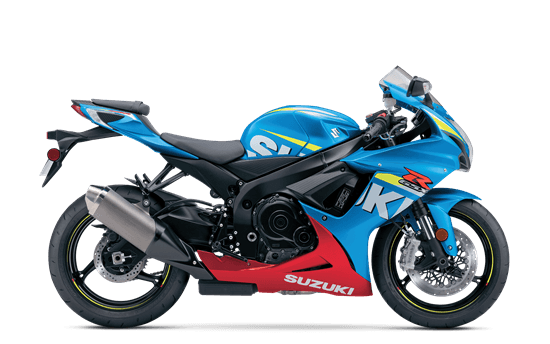 2016 Suzuki GSX-R600 in Simi Valley, California
