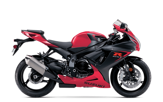 2016 Suzuki GSX-R600 in Corona, California