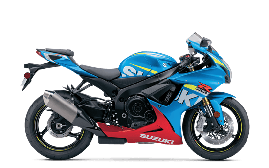 2016 Suzuki GSX-R750 in Mechanicsburg, Pennsylvania