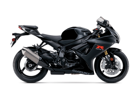 2016 Suzuki GSX-R750 in Carol Stream, Illinois