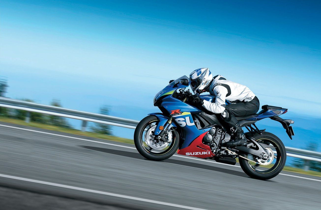2016 Suzuki GSX-R750 in Romney, West Virginia