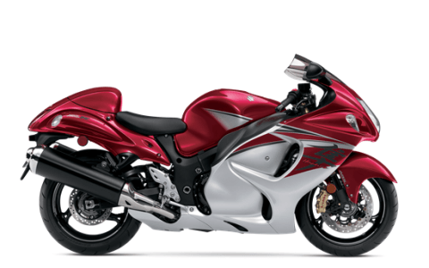 2016 Suzuki Hayabusa in San Jose, California