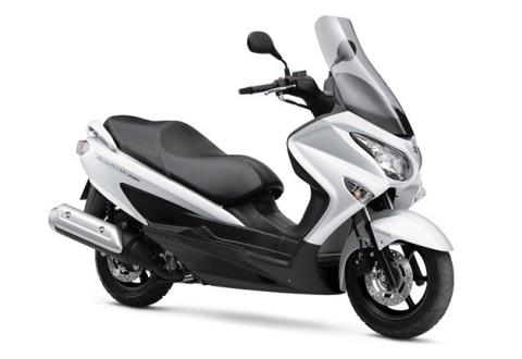 2016 Suzuki Burgman 200 ABS in Montgomery, Alabama
