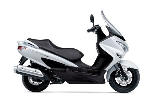 2016 Suzuki Burgman 200 ABS in Warren, Michigan