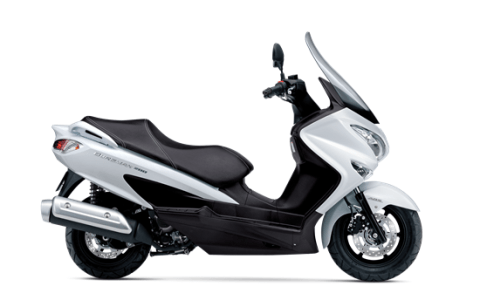 2016 Suzuki Burgman 200 ABS in Little Rock, Arkansas