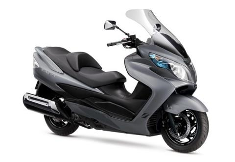 2016 Suzuki Burgman 400 ABS in Danbury, Connecticut