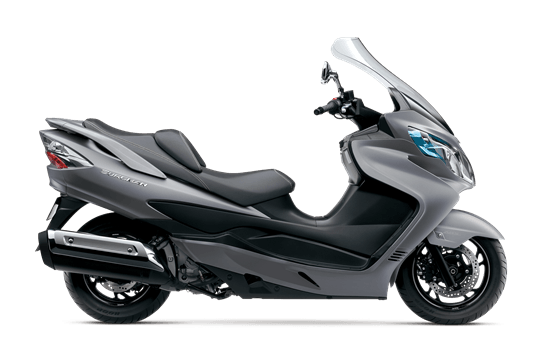 2016 Suzuki Burgman 400 ABS in Romney, West Virginia