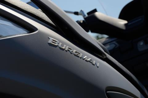 2016 Suzuki Burgman 400 ABS in Mechanicsburg, Pennsylvania