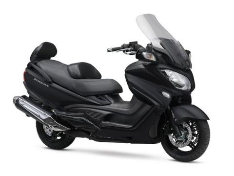 2016 Suzuki Burgman 650 Executive ABS in Montgomery, Alabama