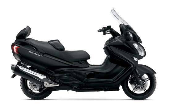 2016 Suzuki Burgman 650 Executive ABS in Billings, Montana - Photo 2