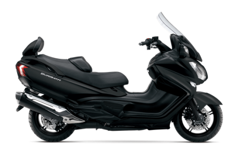 2016 Suzuki Burgman 650 Executive ABS in Palmerton, Pennsylvania