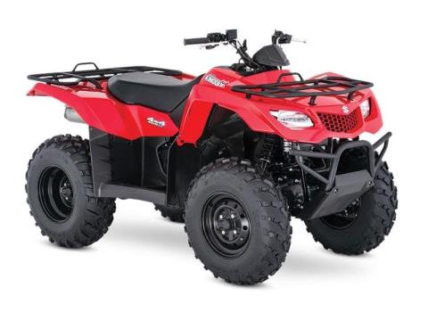 2017 Suzuki KingQuad 400ASi in Claysville, Pennsylvania